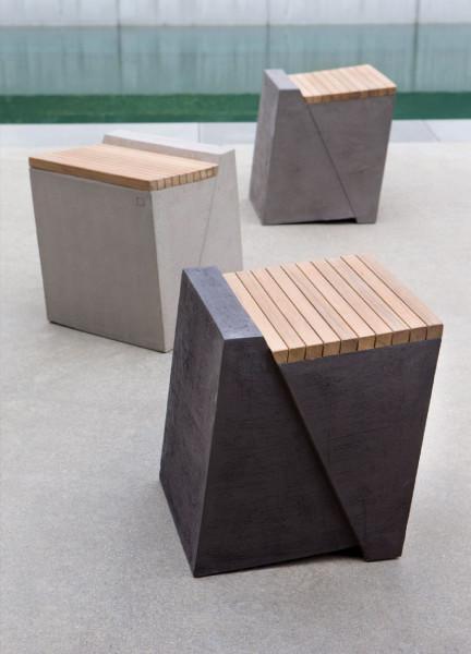 Ateliervierkant ZS4555 (45 x 54 cm), schwarz - AUSSTELLUNGSSTÜCK